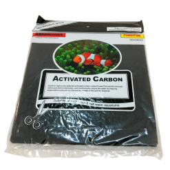Activated Carbon Sheets - 30cm x 30cm - Aquaworks