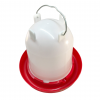 Chicken And Bird Drinker – 4L – Red And White