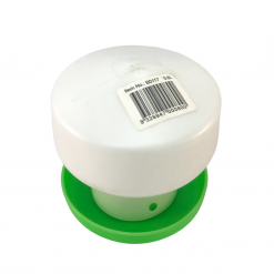 Chicken and Bird Drinker – 0.6L – Green And White