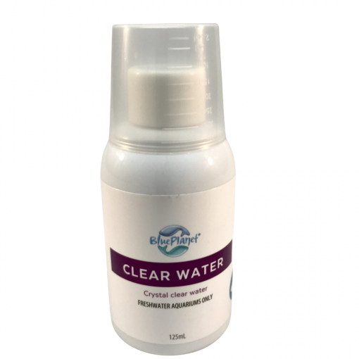 Clear Water – 125ml – Blue Planet