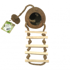 Coconut Toy With Ladder – Famember