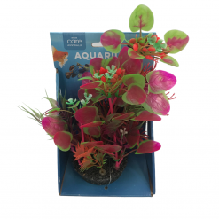 Decorative Ornamental Plant - Red - 22cm - Allpet - #15