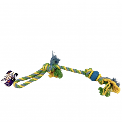 Dog Rope with Two Knots - Small - Bono Fido