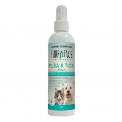 Flea and Tick Spray - 250ml - Furry Face