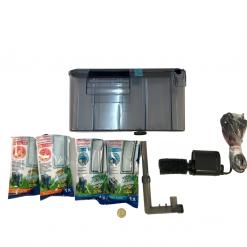 Hang-On Power Filter Slim – S20 – Marina - Flat Lay