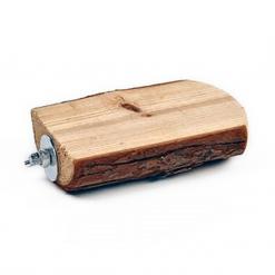 Pipkins Natural Wooden Perch Small