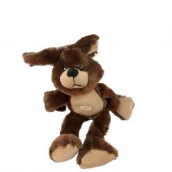 Plush Toy Brown Rabbit