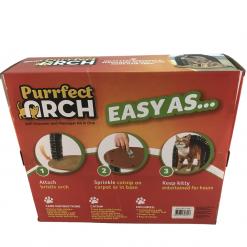 Purr Fect Arch - Cat Toy