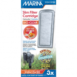 Slim Filter Cartridge - Goldfish - Marina