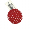 Small Spikey Ball Red