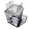 Bird Cage with Square Opening Top - Famember