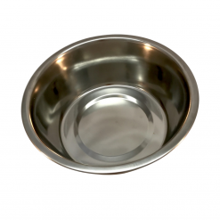 Stainless Steel Bowl - Large - 4L