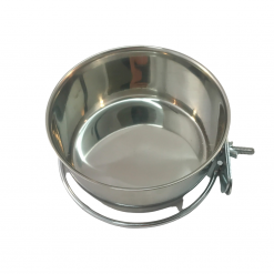 Stainless Steel Coop Cup With Clamp – 0.6L – Medium