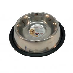 Stainless Steel Plain Bowl - Medium - Non Skid