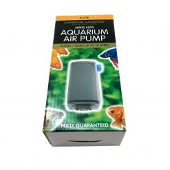 Aquarium Air Pump Series 6000 - Dual Outlet - VitaPet VP442