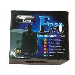 Pond Pump Evo E03 - 1300 L/H -Aqua Zonic