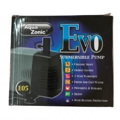 Pond Pump Evo E05 - 3000 L/H - Aqua Zonic
