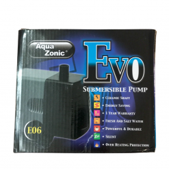 Pond Pump Evo E06 - 4000 L/H - Aqua Zonic