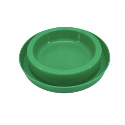 Round Ant Proof Bowl - Green