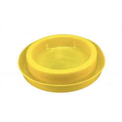 Round Ant Proof Bowl - Yellow
