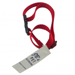 Nose Strap (Figure 8) – Small – Jb's Pet Accessories - Red