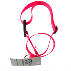 Nose Strap (Figure 8) - Medium - Jb's Pet Accessories - Pink