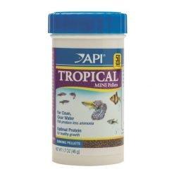 Tropical Mini Pellets - 48g - API