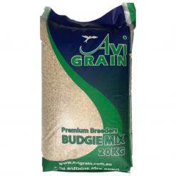 Avigrain Budgie Seed Mix 20kg