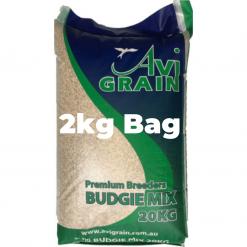 Avigrain Budgie Seed Mix 2kg
