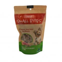 Tidbits Natural Biscuits - 180g - Natures Best - Australian Lamb