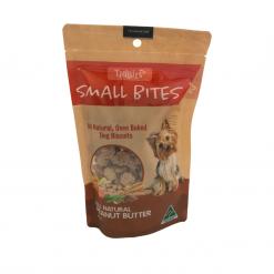 Tidbits Naturals Small Bites – 180g – All Natural Peanut Butter