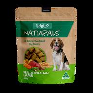 Tidbits Naturals Bites – 350g – Australian Lamb