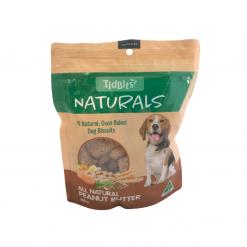 Tidbits Naturals Bites – 350g – All Natural Peanut Butter