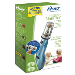 Cordless Nail Filer for Cats and Dogs - Oster