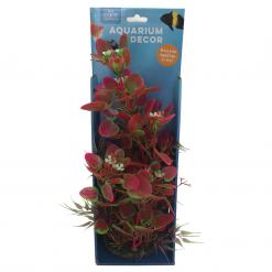 Decorative Ornamental Plant - Red - 35cm - Allpet - #23