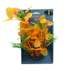 Decorative Ornamental Plant - Yellow - 22cm - Allpet - #13