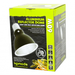 Aluminium Reflector Dome - 14cm - 60w - Komodo