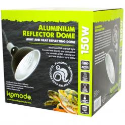 Aluminium Reflector Dome - 21cm - 150w - Komodo