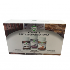 Complete Reptile Supplement Pack - Pisces