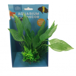 Decorative Ornamental Plant - Green - 20cm - Allpet - #11