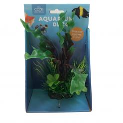 Decorative Ornamental Plant - Green - 20cm - Allpet - #12