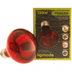 Infrared Spot Bulb - 150w - Komodo