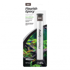 Flourish Epoxy - 114g - Brown - Seachem