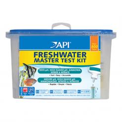 Freshwater Master Test Kit - 5 In 1 - API