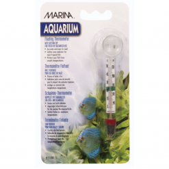 Glass Thermometer with Suction Cup - Marina