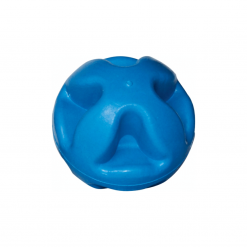Indented Dog Ball - Rubber - Dogit