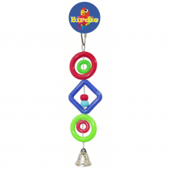 Plastic Kebab Toy - Bird Toy