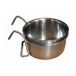 Stainless Steel Coop Cup With Hanger - 0.15L - Extra Small - Birdie