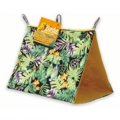 Tropical Bird Hut - Extra Large - 33 x 25cm - Birdie