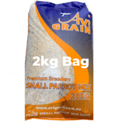 Avigrain Small Parrot Seed Mix 2kg